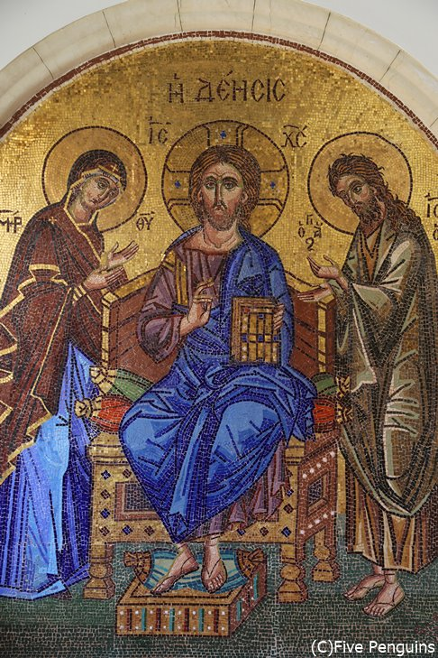 南キプロスはギリシャ系なのでギリシャ正教!