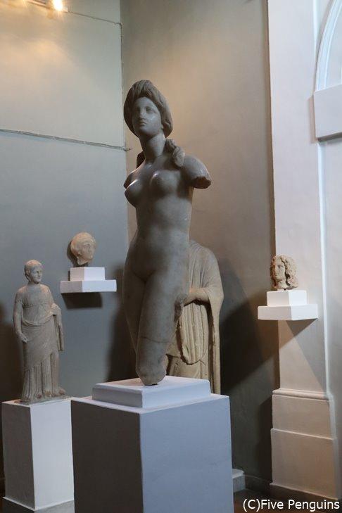 キプロス考古学博物館も必見です。