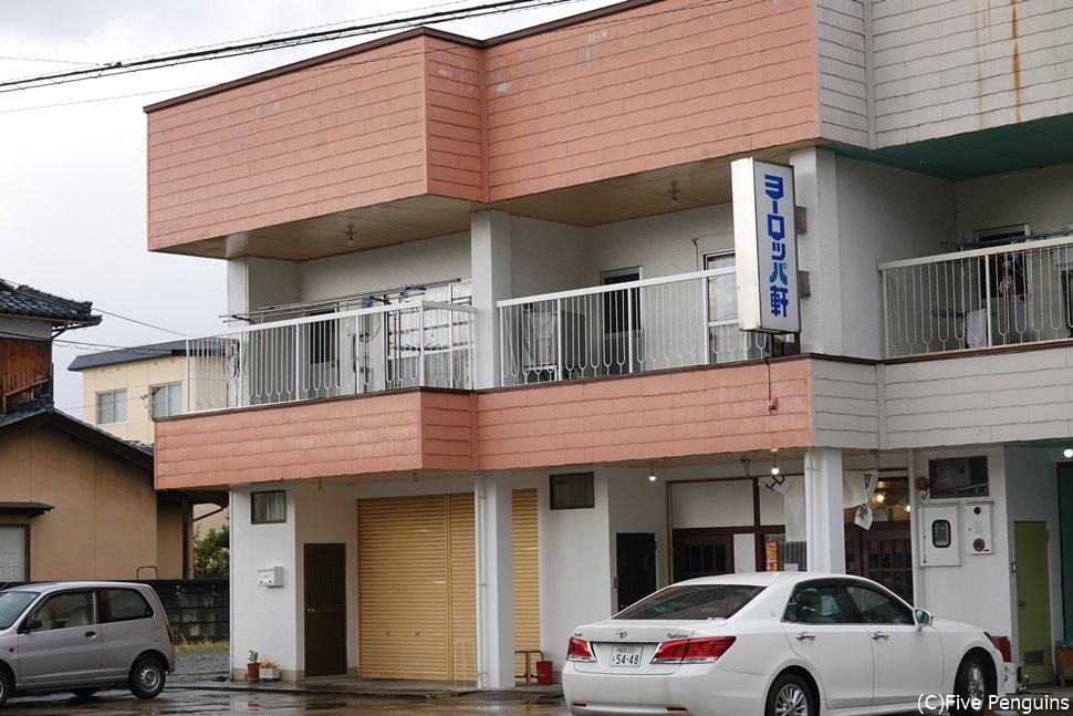 福井市内にはのれん分けしたお店が多数存在します。