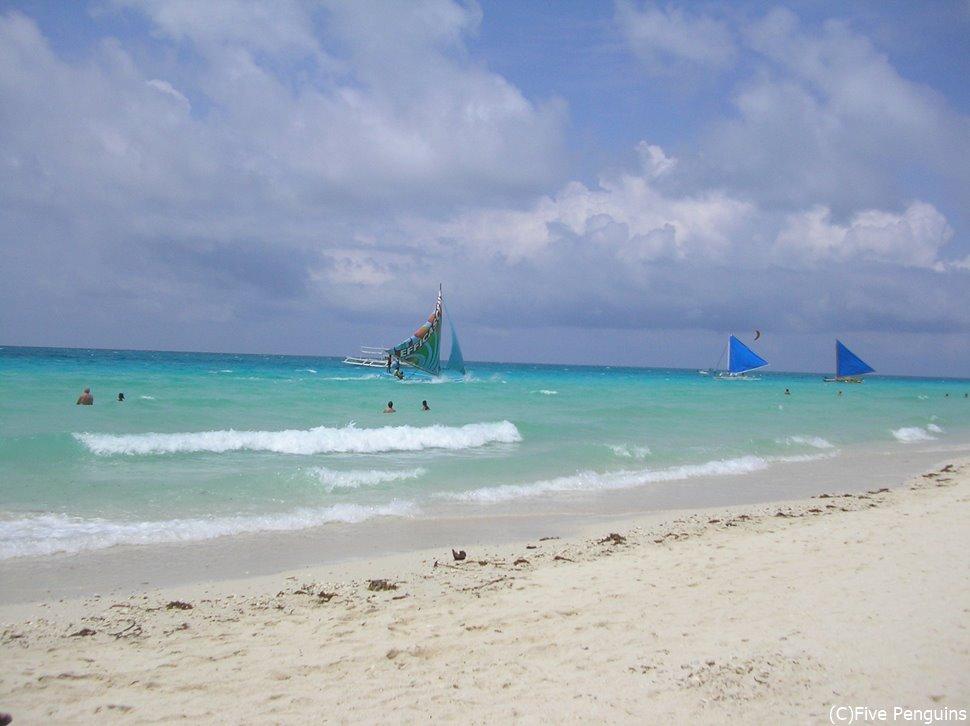 ボラカイではルールを守り美しい海を残すご協力を!