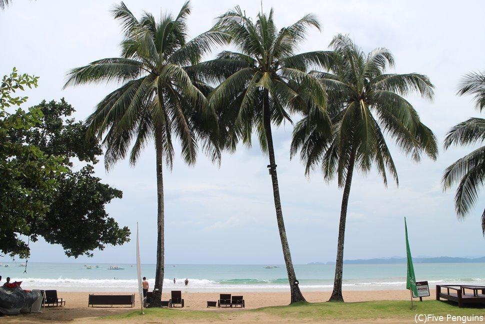 サバンにある高級リゾートシェリダンビーチリゾート&スパに宿泊もオススメ