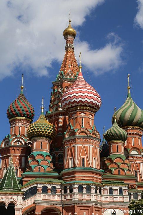 モスクワのポクロフスキー聖堂