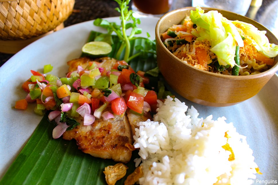 見た目も美味しい!彩り豊かなインドネシア料理