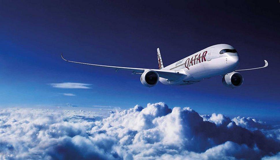 カタール航空・A350-1000機材
