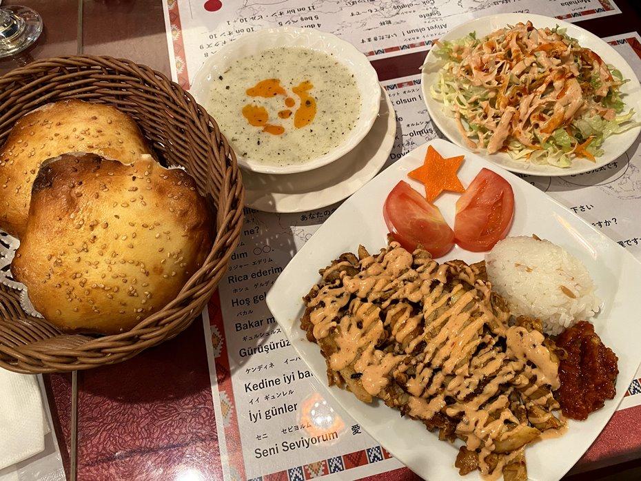 トルコ料理レストラン ユルディズ